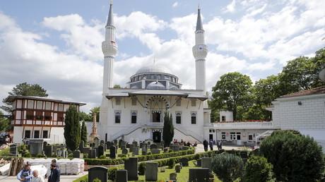مسجد في برلين