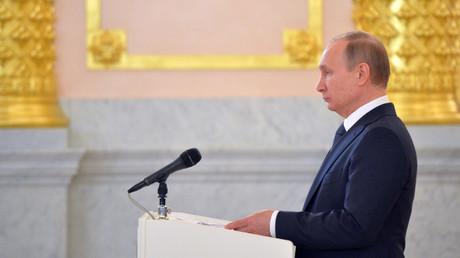 فلاديمير بوتين..