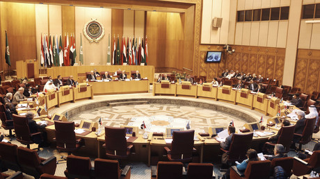 اجتماع لجامعة الدول العربية