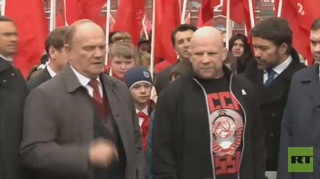 جيق مونسون وزوغانوف
