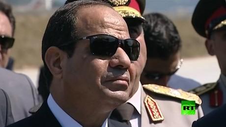 السيسي يشدد على استقلالية القضاء المصري