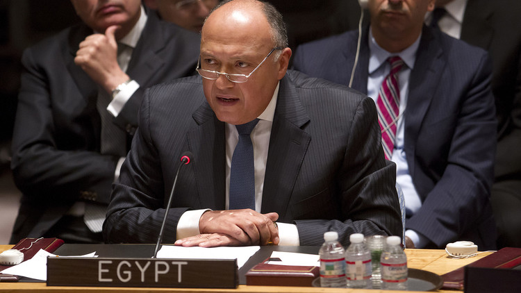 مصر تترأس مجلس الأمن