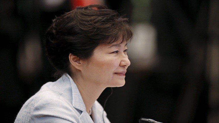 الرئيسة الكورية إلى إيران بزيارة تاريخية