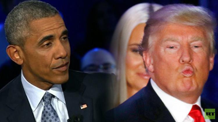 أوباما: ترامب خبير بالنساء لا بالسياسة الخارجية