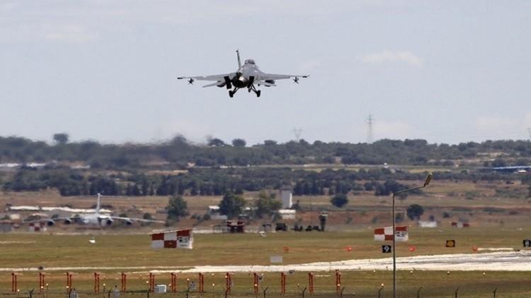 تركيا تزعم قتلها 34 داعشيا بقصف أهداف بسوريا