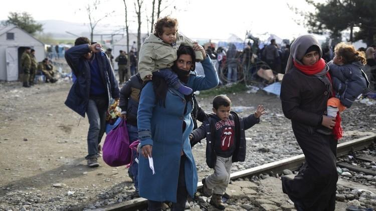 أوروبا لن ترحل اللاجئين
