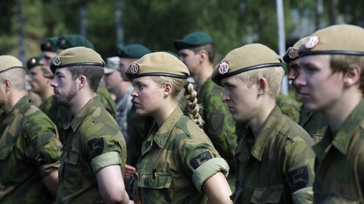 النرويج سترسل 60 جنديا لتدريب مقاتلين سوريين
