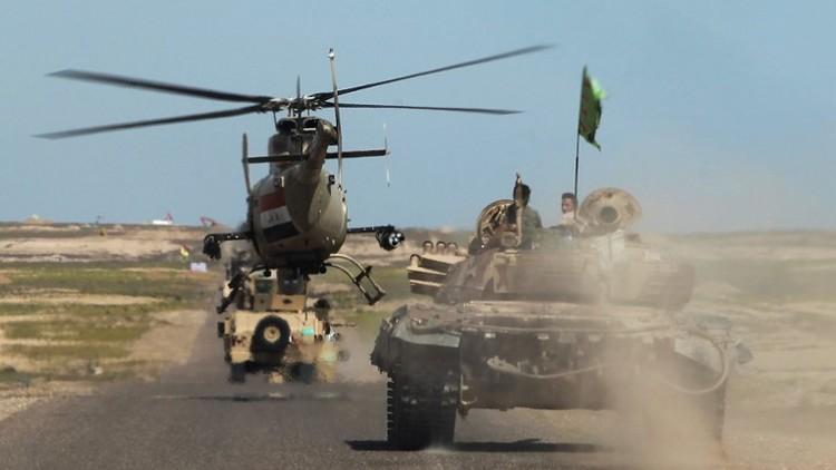 فك الحصار عن بلدتي حديثة والبغدادي غربي العراق