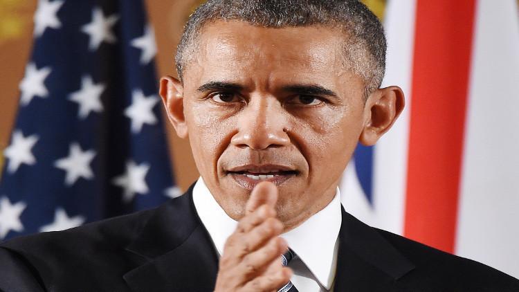 أوباما: على واشنطن إملاء شروط التجارة العالمية