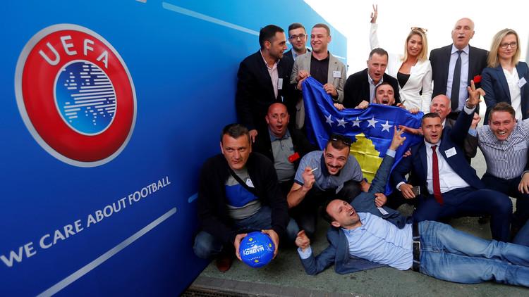 كوسوفو تنضم لأسرة الـ (يويفا)