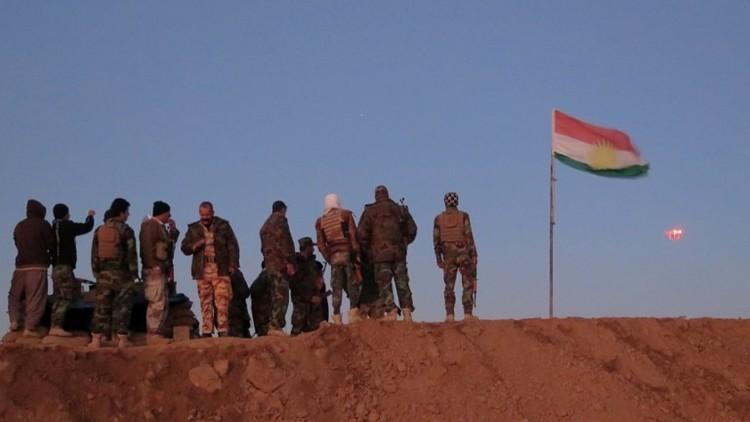 الأكراد ينعون قتلاهم من البيشمركة شمالي العراق