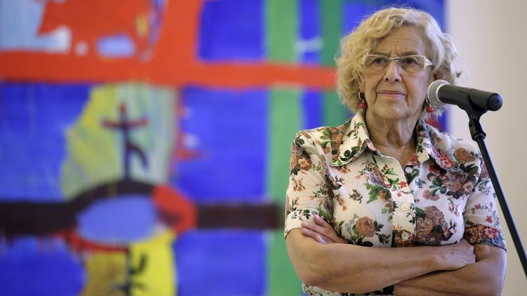 عمدة مدريد: اللاجئون كنز لأوروبا