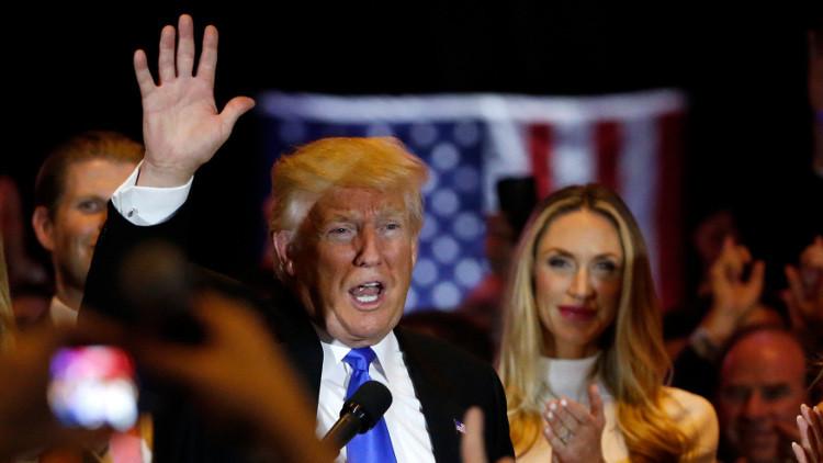 ترامب مرشح واقعي للجمهوريين للرئاسة الأمريكية