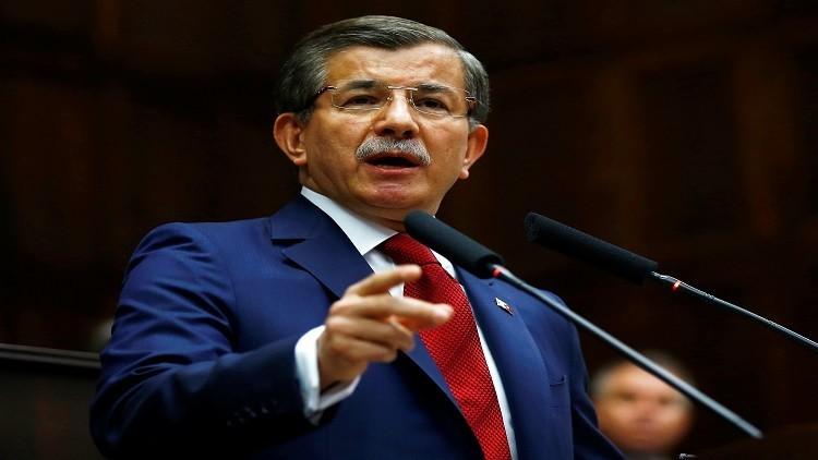أوغلو: سنتدخل بريا في سوريا إذا اقتضى الأمر