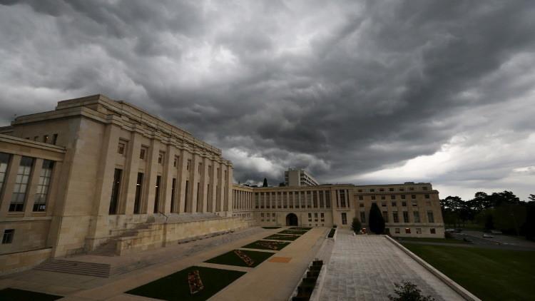 مركز روسي أمريكي حول هدنة سوريا يبدأ عمله بجنيف