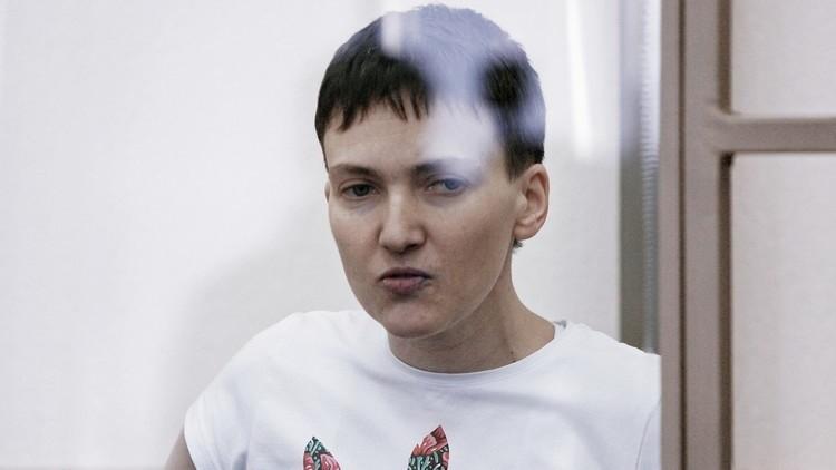 روسيا تبت في تسليم سافتشينكو إلى أوكرانيا