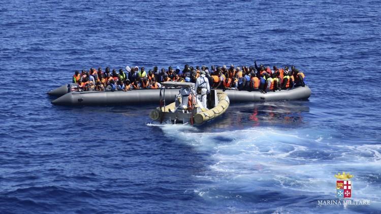 ليبيا معبر المهاجرين إلى الموت