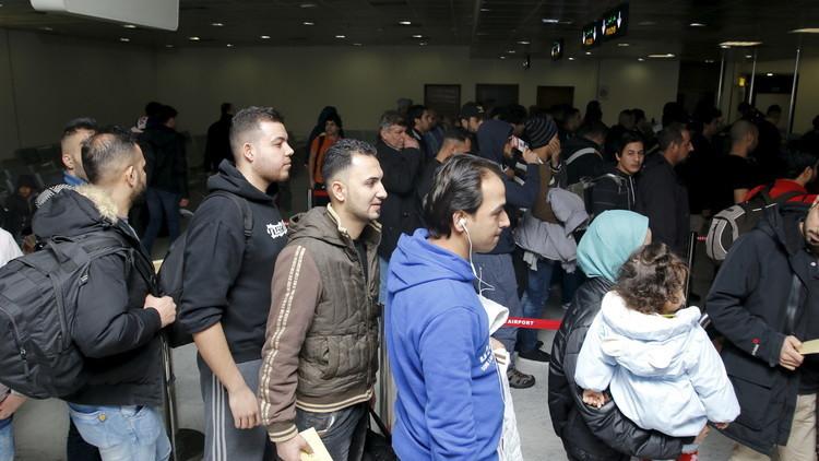 غرامات على دول الاتحاد التي ترفض اللاجئين