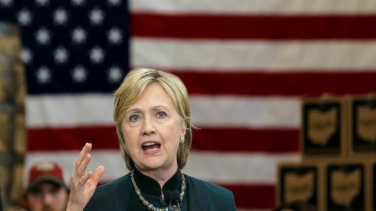 كلينتون: ترامب متهور وانتخابه خطر