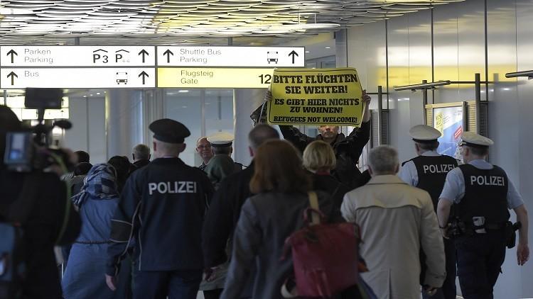 الألمان يعارضون إلغاء تأشيرات الدخول للأتراك