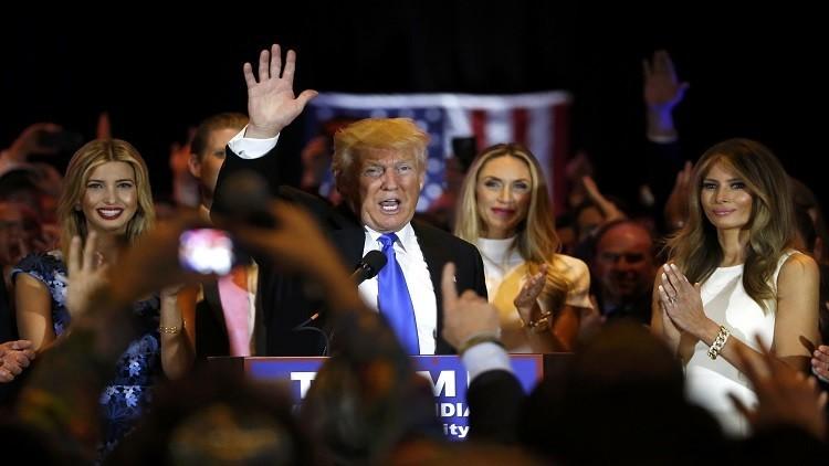 ترامب أصبح عمليا مرشح الحزب الجمهوري