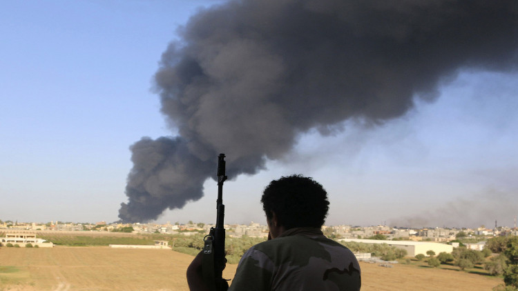 الإفراج عن ممرضات أوكرانيات أسرهن داعش في ليبيا