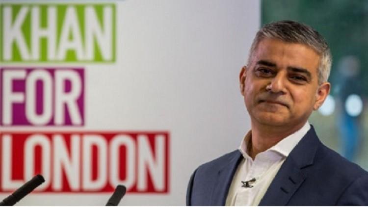 لندن تتخذ مسلما عمدة لها