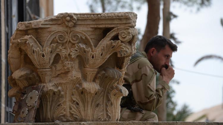 اليونسكو: ترميم آثار تدمر سيستغرق 5-7 سنوات