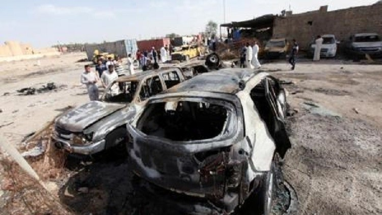 العراق: 5 قتلى وعشرات الجرحى في انفجار بمقبرة