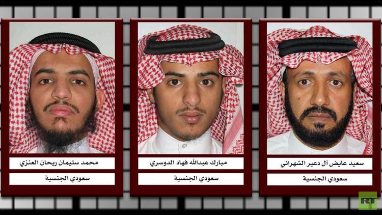 الرياض تكشف عن هوية قتلى عملية وادي نعمان