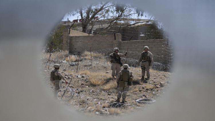 قوات أمريكية في اليمن