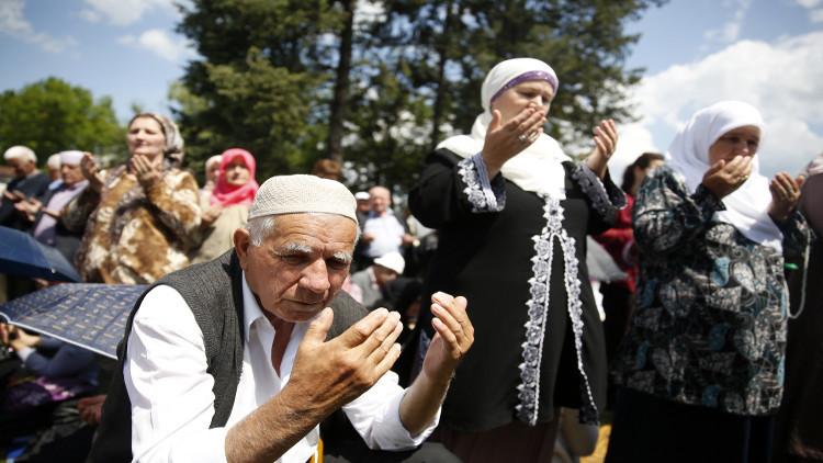 افتتاح جامع في البوسنة والهرسك دمرته الحرب