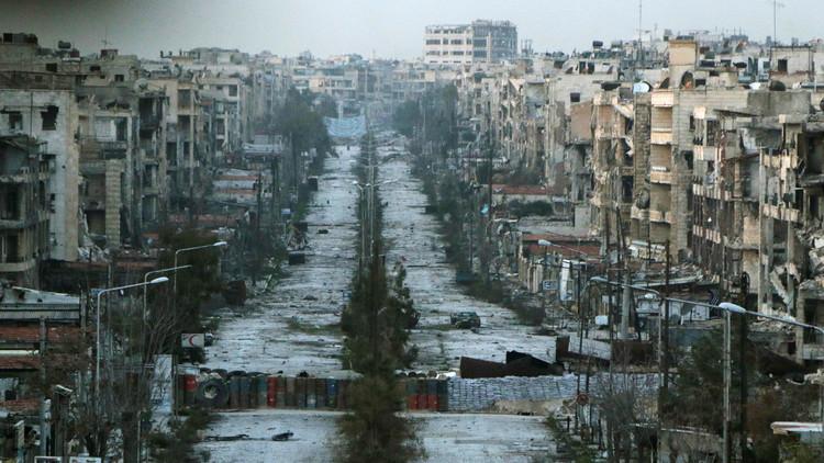 سانا: مجموعات مسلحة تستهدف أحياء سكنية في حلب