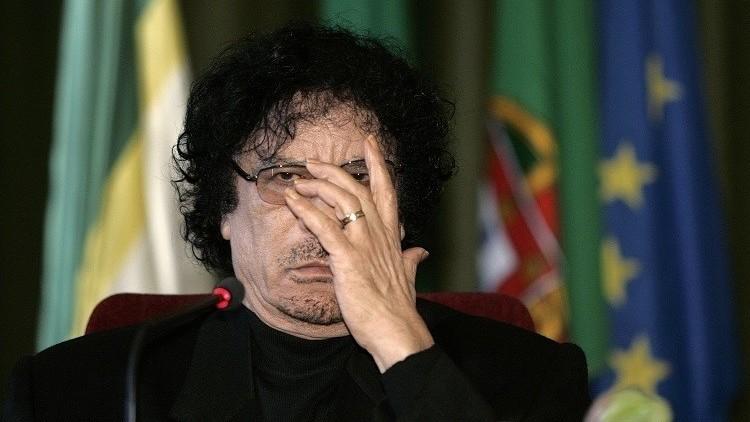 مناصرو القذافي ينضمون للغرب في الحرب ضد