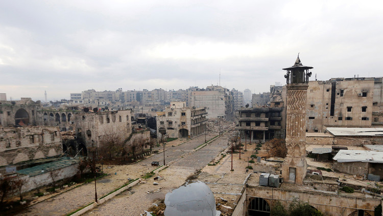 حميميم: 5 انتهاكات للهدنة في سوريا خلال الساعات الـ24 الماضية