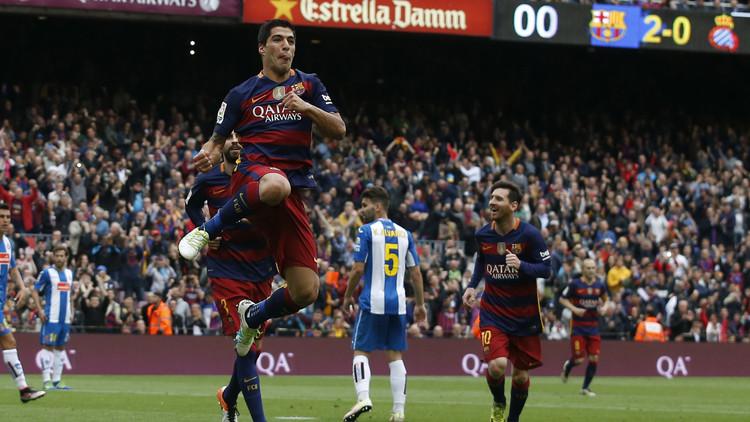 برشلونة يسحق إسبانيول في