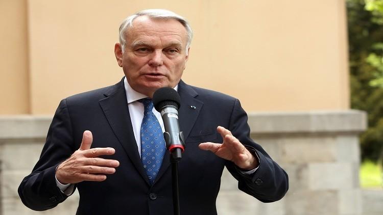 باريس تدعو موسكو للضغط على دمشق لوقف القصف