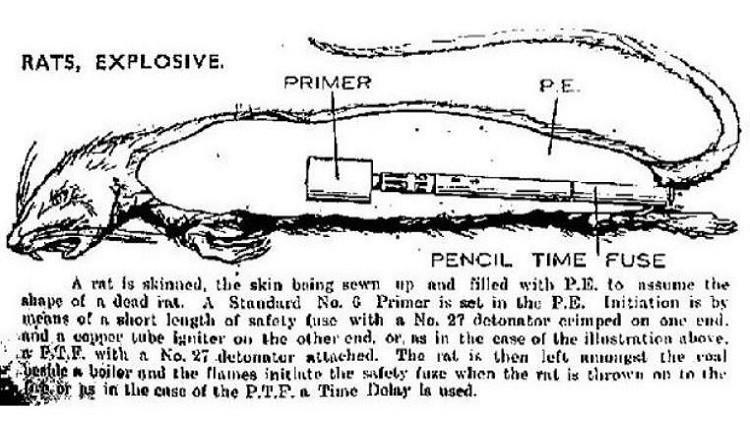 أغرب أنواع أسلحة الحرب العالمية الثانية (صور)