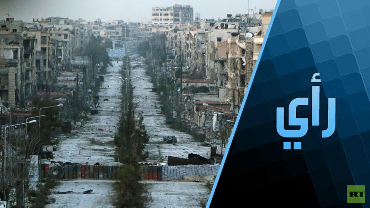 خان طومان وطريق الكاستيلو عنوانا المعركة في حلب
