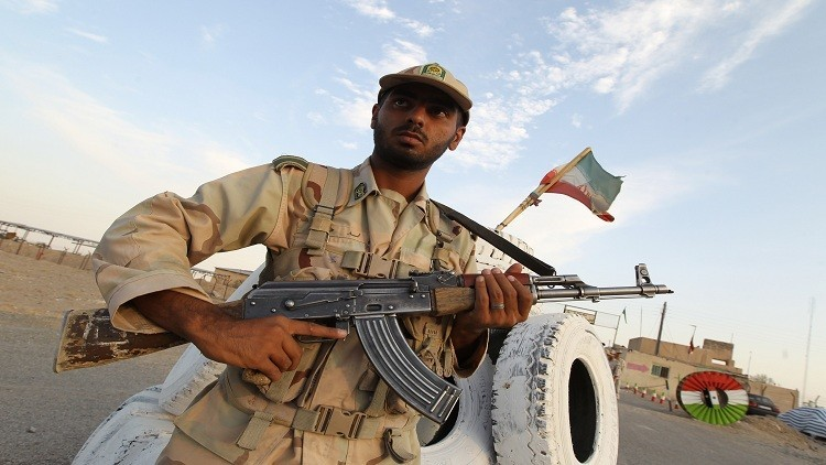 الأمن الإيراني يقتل 6 أفغانيين على الحدود
