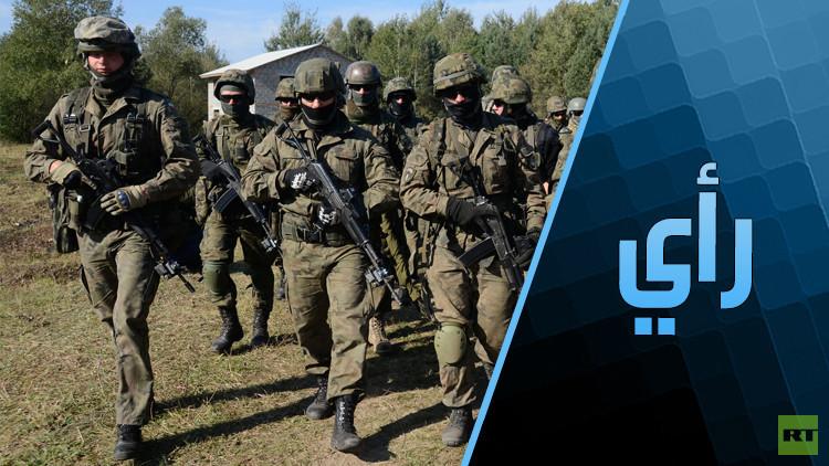 قوات أوروبية إلى أوكرانيا للفصل بين الشرق والغرب