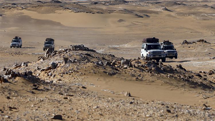 مصر تدفع تعويضات لأسر السياح المكسيكيين