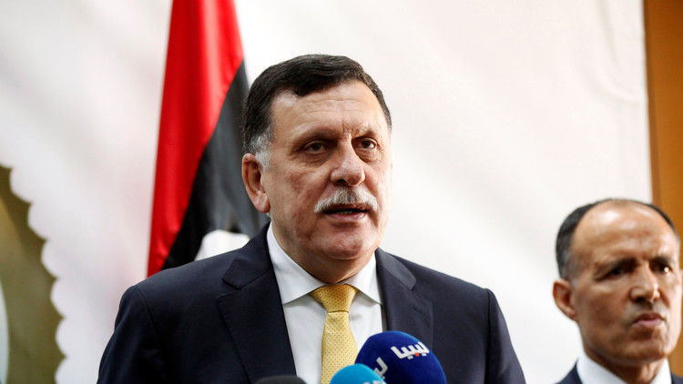 حكومة الوفاق الوطني الليبية تعلن تشكيل