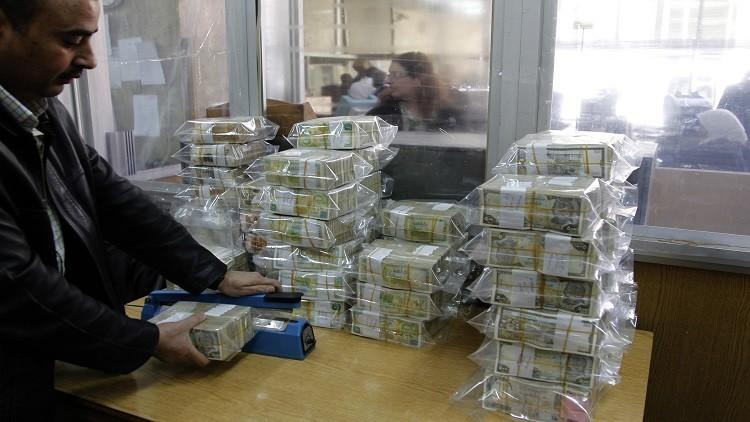 المركزي السوري يضخ ملايين الدولارات