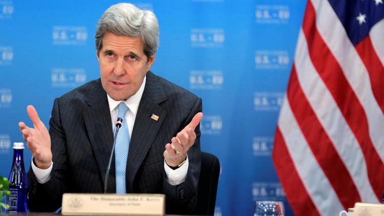 كيري: اجتماع مجموعة دعم سوريا سيعقد في 17 مايو/أيار بفيينا