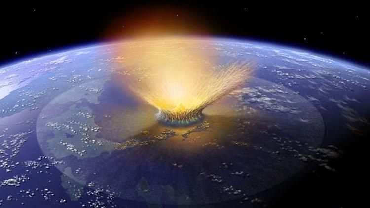 صخور قد تكون تسببت في انقراض الديناصورات