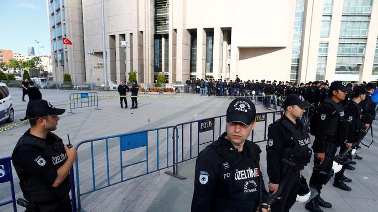 أردوغان: لن نخضع لمطالب بروكسل بتغيير قانون مكافحة الإرهاب