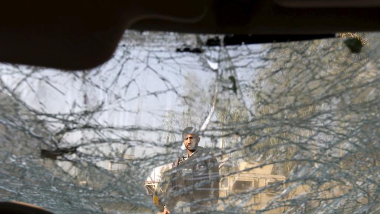 مقتل 10 في تفجير انتحاري في أفغانستان