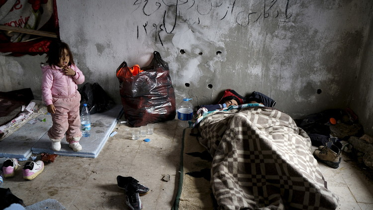 حرمان المهاجرين المعادين إلى تركيا من تقديم طلب لجوء