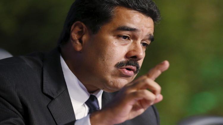 مادورو يمهل العصابات الإجرامية 72 ساعة للاستسلام